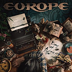 Europe Set To Release 'Bag Of Bones' In April
