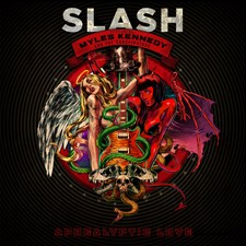 Slash Reveals 'Apocalyptic Love' Track Listing