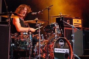 King's X Drummer Jerry Gaskill Suffers Heart Attack