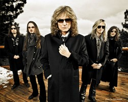 Whitesnake Plan To Spend 2012 Mixing Live Recordings