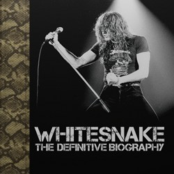 'Whitesnake - The Definitive Biography' Now Available In Limited Quantities