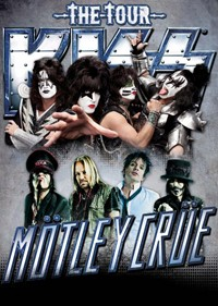 KISS And Motley Crue Announce Co-Headlining Tour Dates