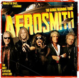 Aerosmith Announces The Global Warming North American Summer Tour