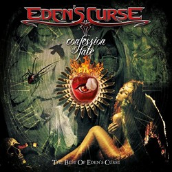 Eden's Curse Release 'Confession Of Fate' Best Of