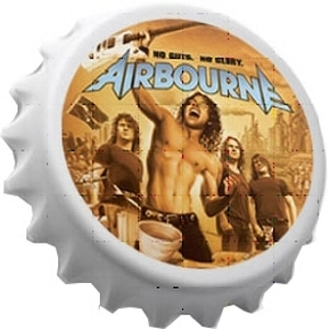 Airbourne Announce 'No Guts No Glory' Special-Edition Digipack