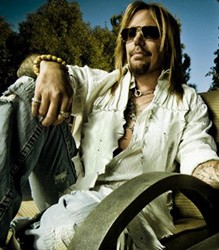 Vince Neil Banned From Las Vegas Hotel