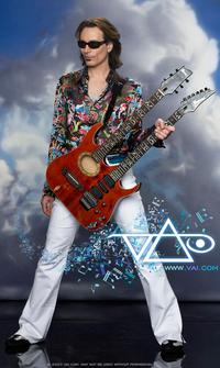 Steve Vai Joins The Rock Band Network