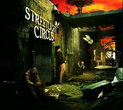 Streetlight Circus' Debut CD Available For Pre-Order