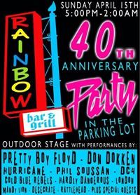 Pretty Boy Floyd To Headline Rainbow 40th Anniversary Party