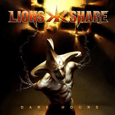 Lions Share Unveil New Album Artwork