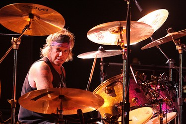 Ratt Drummer Bobby Blotzer Charged With Felony