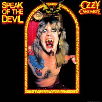 Ozzy Osbourne's 'Speak Of The Devil' DVD Coming July 17th