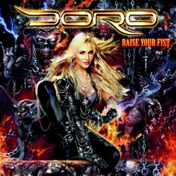 Doro Pesch Reveals 'Raise Your First' Artwork And Details