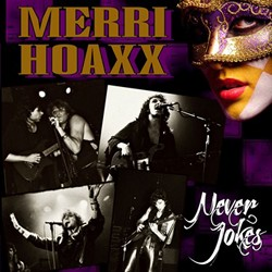 Cats In Boots Singer Releases Long Awaited Merri Hoaxx Album