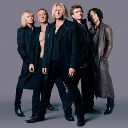 Def Leppard Recording 'Forgeries' Of Old Hits To Spite Label
