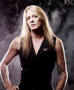 Sebastian Bach To Televise Live Show On AXS TV In August