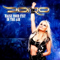 Doro's 'Raise Your Fist In The Air' EP Now Available