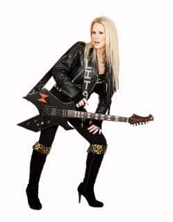 Lita Ford Kicks Off Second Leg Of Summer Tour Tomorrow