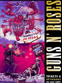Guns N' Roses Announces Fall Las Vegas Residency