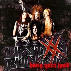 Lipstixx 'N' Bulletz Reissue 'Bang Your Head' Album
