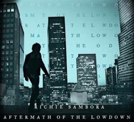 Richie Sambora's 'Aftermath Of The Lowdown' Available For Pre-Order