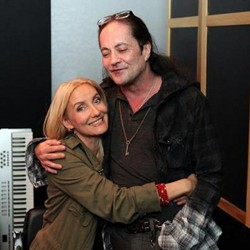 Sass Jordan Records Track For Jake E. Lee Solo Album