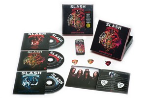 Slash To Release Special Enhanced Edition Of 'Apocalyptic Love'