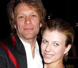 Jon Bon Jovi's Daughter Hospitalized And Charged After Heroin Overdose