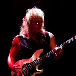 TNT Bassist Victor Borge Quits The Band