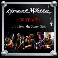 Great White Celebrate 30th Anniversary With Live Album