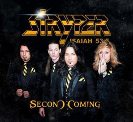 Stryper Continue Fighting The Devil With Multi Album Record Deal