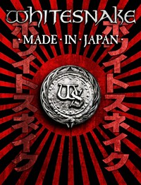 Whitesnake 'Live In Japan' DVD Coming In April