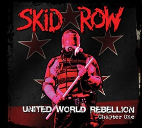 Skid Row Ink Deal With Megaforce Records For New Album