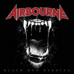 Airbourne Reveal 'Black Dog Barking' Artwork