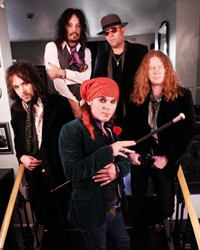 The Quireboys Working On New Studio Album