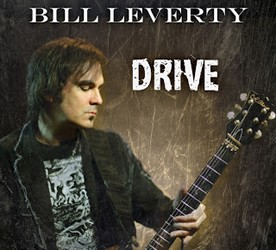 Firehouse Guitarist Bill Leverty Releases Classic Rock Covers CD 'Drive'