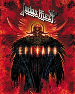 Judas Priest Celebrates 40 Years Of Heavy Metal With 'Epitaph Live'