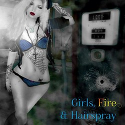 Bands Wanted For 'Girls, Fire And Hairspray' Compilation
