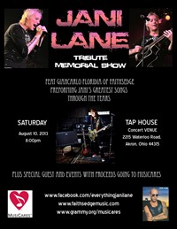 2nd Annual Jani Lane Tribute Show Slated For August