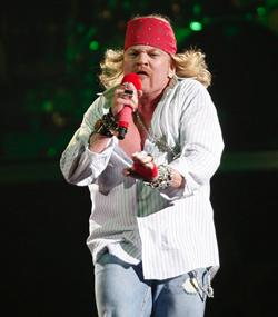 Axl Rose Comments On Wrapped-Up Canadian Tour