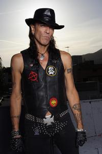Stephen Pearcy's Top Fuel Records Go Drag Racing This Weekend