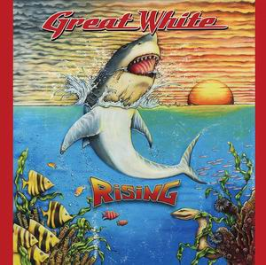 Great White To Release Rising In The U.S. On April 21st