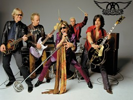 Steven Tyler Set To Play With Aerosmith At Download Festival