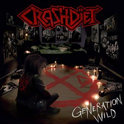 Crashdiet Unveil Artwork For 'Generation Wild'