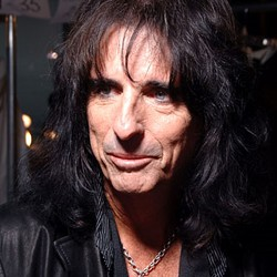 Alice Cooper In Talks To Develop Broadway Show