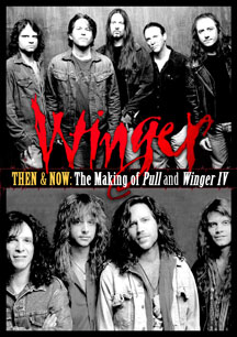 Winger To Release The Making Of Pull & Winger IV DVD