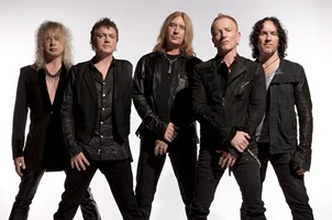 Def Leppard Plots 'Pyromania' Las Vegas Residency And New Studio Album