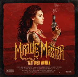 Miracle Master Unveil 'Tattooed Woman' Artwork