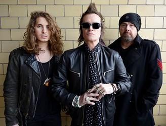 Glenn Hughes And Jason Bonham Launch California Breed