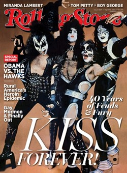 KISS Say Frehley And Criss No Longer Deserve To Wear The Paint